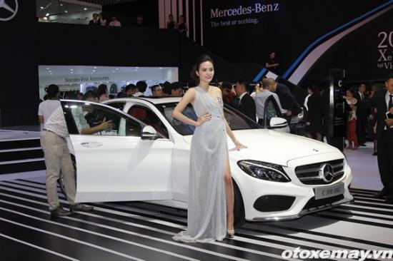 Loạt xe mới của Mercedes-benz tại VMS 2015 A4