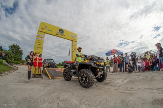giải đua xe địa hình RFC Việt Nam 2015 2