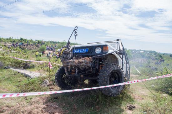 giải đua xe địa hình RFC Việt Nam 2015 14