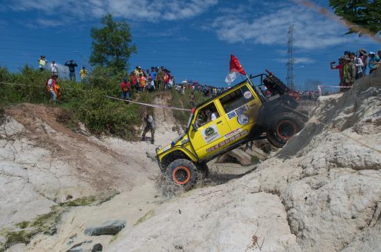 giải đua xe địa hình RFC Việt Nam 2015 15