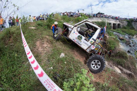 giải đua xe địa hình RFC Việt Nam 2015 3
