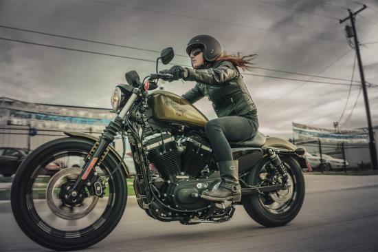 xe Harley-Davidson 1