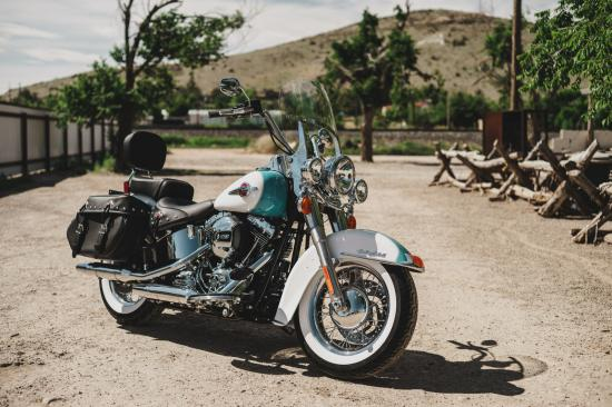 xe Harley-Davidson 10