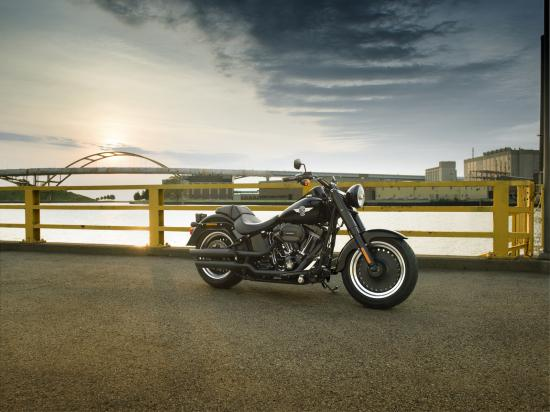 xe Harley-Davidson 4