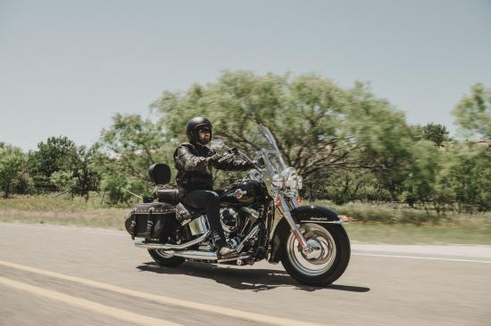 xe Harley-Davidson 9