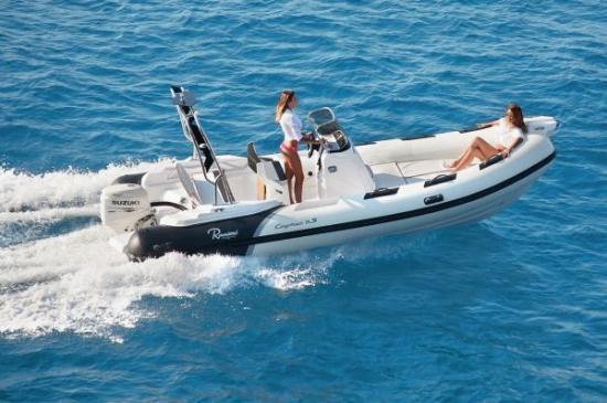 Du thuyền Cayman 19 Sport 1