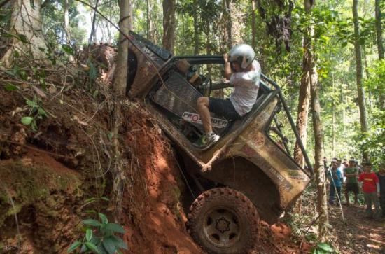 Đua xe ô tô RFC Vietnam 2015 24