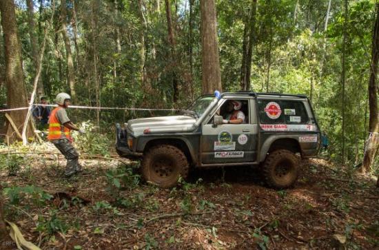Đua xe ô tô RFC Vietnam 2015 26