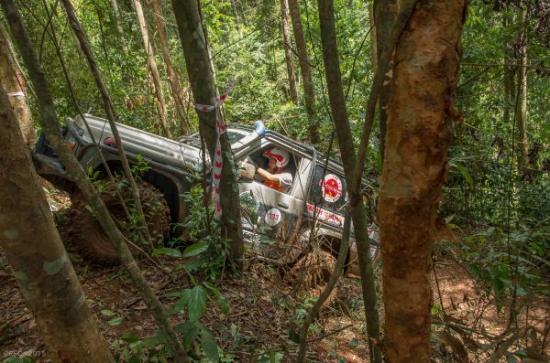 Đua xe ô tô RFC Vietnam 2015 27