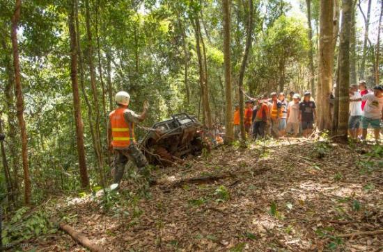 Đua xe ô tô RFC Vietnam 2015 4