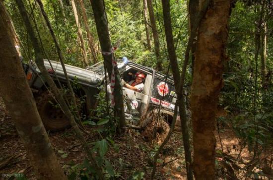 Đua xe ô tô RFC Vietnam 2015 6