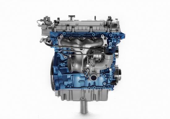 hãng xe ford bán 1 triệu động cơ Ecoboost năm 2015