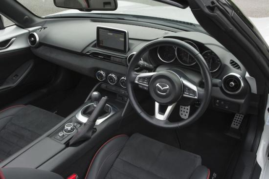 Mazda MX-5 phiên bản cao cấp nhất 12
