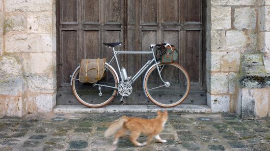 Cuộc sống bình yên qua con mắt người mê… xe đạp 3
