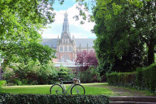 Cuộc sống bình yên qua con mắt người mê… xe đạp 7