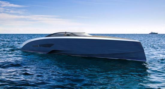 Hãng xe Bugatti sắp bán du thuyền sang trọng 1