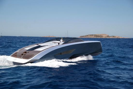 Hãng xe Bugatti sắp bán du thuyền sang trọng 2