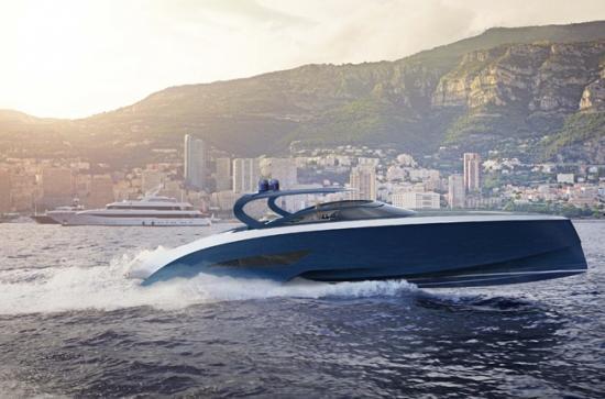 Hãng xe Bugatti sắp bán du thuyền sang trọng 3