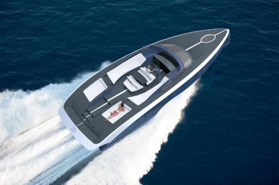 Hãng xe Bugatti sắp bán du thuyền sang trọng 4