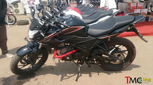 Honda CB150R 2016 về Việt Nam 2
