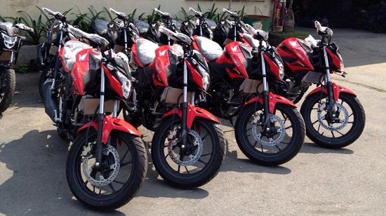 Honda CB150R 2016 về Việt Nam