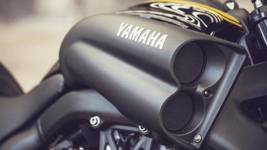 Yamaha VMAX phiên bản kỷ niệm sinh nhật 60 năm 16