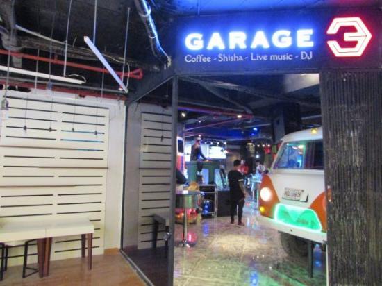 Garage3 – nơi thư giãn của dân yêu ô tô