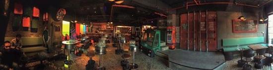 Garage3 – nơi thư giãn của dân yêu ô tô 1