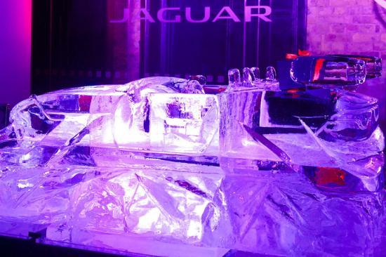 Xe ô tô Jaguar F-Sleigh 1