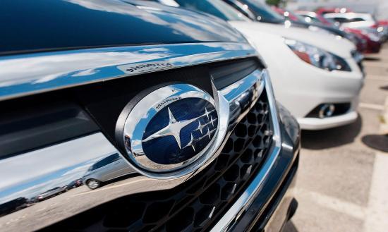 xe Subaru giá trị bán lại cao