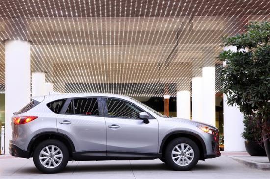 Xe Mazda tiết kiệm nhiên liệu nhất