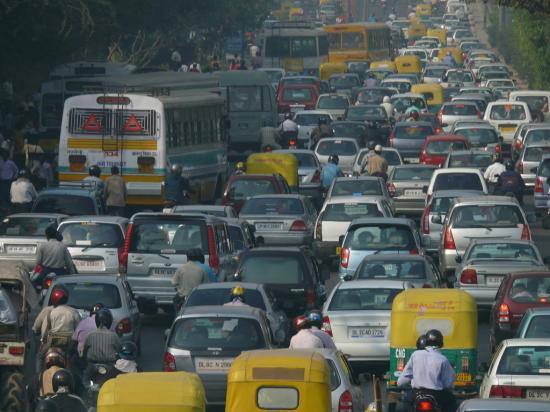 Delhi cấm ô tô diesel