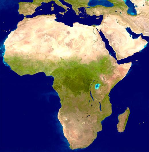 """Châu Phi sắp trở thành """"miền đất hứa"""" cho các hãng ô tô"""