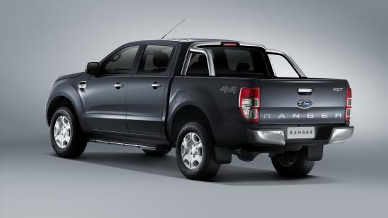 """Ford Ranger: xe bán tải """"hot""""nhất châu Âu 1"""