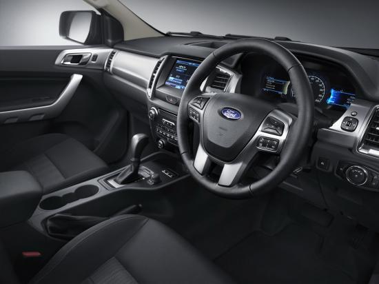 """Ford Ranger: xe bán tải """"hot""""nhất châu Âu 3"""