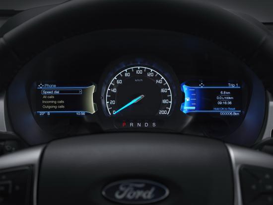 """Ford Ranger: xe bán tải """"hot""""nhất châu Âu 4"""