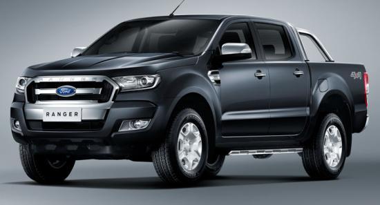 """Ford Ranger: xe bán tải """"hot""""nhất châu Âu"""