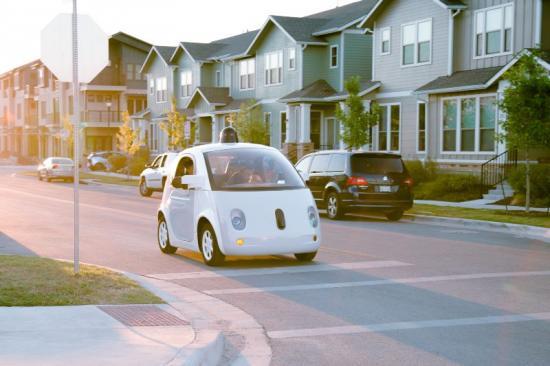 Hãng xe Ford, Google bắt tay làm xe tự lái