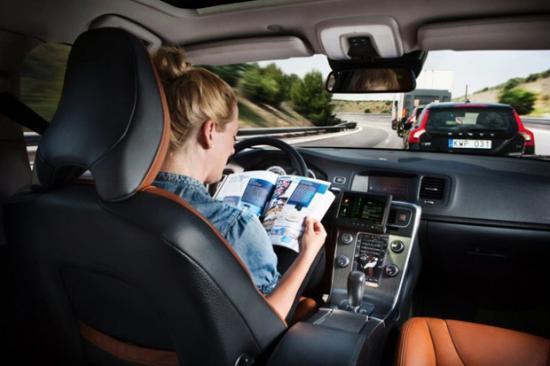 Xe tự lái đe dọa hãng phụ tùng hàng đầu thế giới