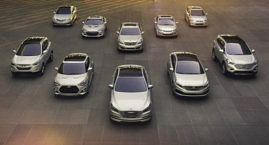 Xe Hyundai đứng đầu về độ tin cậy