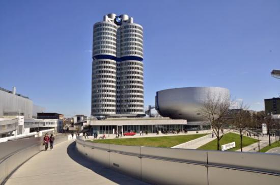 Bảo tàng ô tô BMW