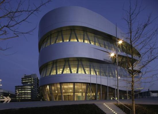 Bảo tàng ô tô Mercedes