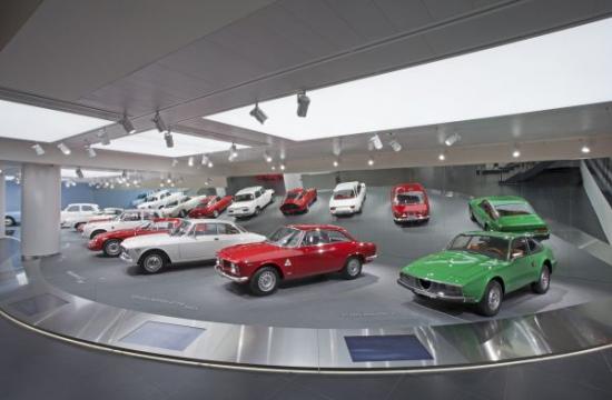 Bảo tàng ô tô Museo Storico