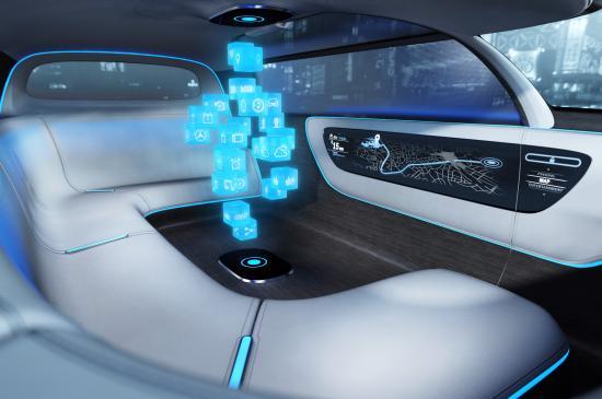 Thiết kế nội thất ô tô