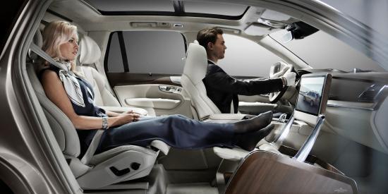 Thiết kế nội thất ô tô 1