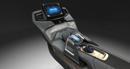 Thiết kế nội thất ô tô 2
