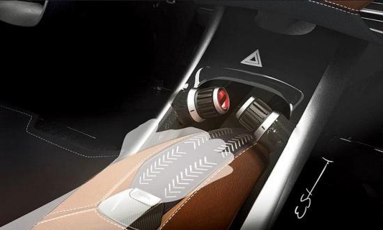 Thiết kế nội thất ô tô 3
