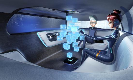 Thiết kế nội thất ô tô 5