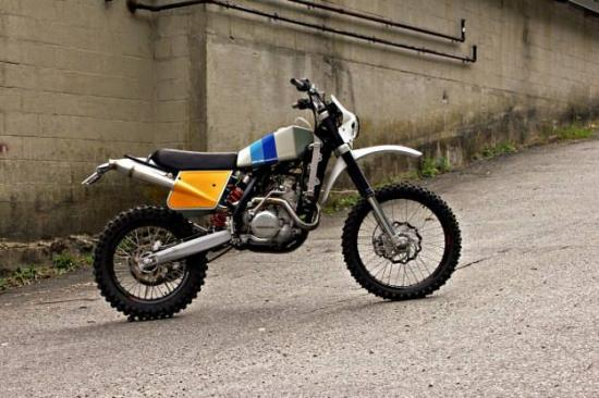 """KTM 450 EXC – Vinduro """"chất"""" không phai nhòa_ảnh4"""