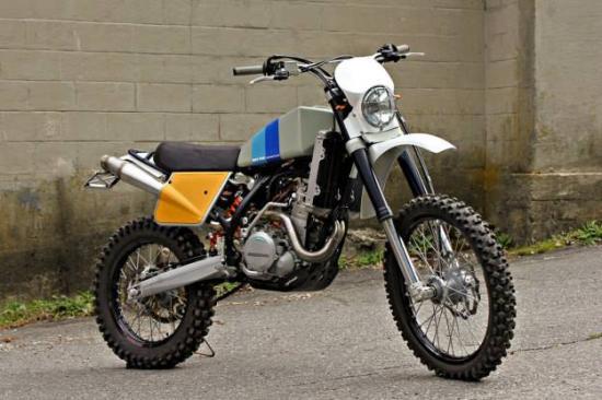 """KTM 450 EXC – Vinduro """"chất"""" không phai nhòa_ảnh1"""